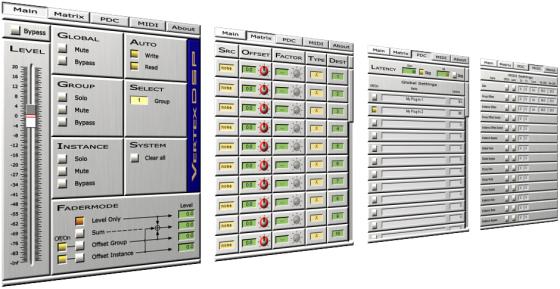 VertexDSP - FaderWorks